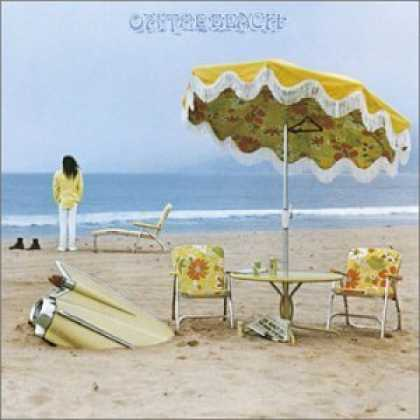 Bestselling Music (2006) - On the Beach by Neil Young