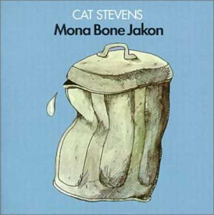 Bestselling Music (2006) - Mona Bone Jakon by Cat Stevens