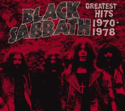Bestselling Music (2006) - Greatest Hits 1970-1978 by Black Sabbath
