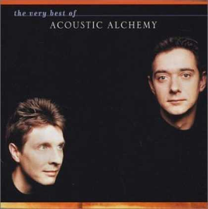 Bestselling Music (2006) - The Very Best of Acoustic Alchemy by Acoustic Alchemy