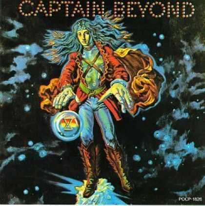 Bestselling Music (2006) - Captain Beyond by Captain Beyond