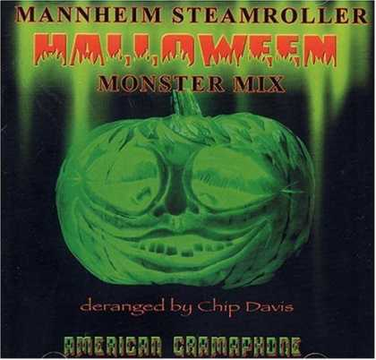 Bestselling Music (2006) - Halloween: Monster Mix by Mannheim Steamroller