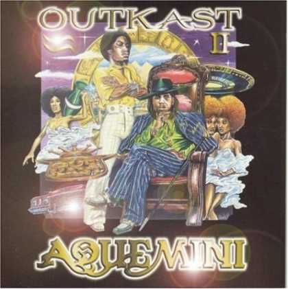 Bestselling Music (2006) - Aquemini by OutKast