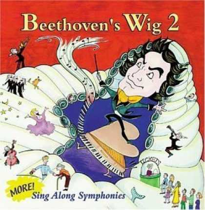Bestselling Music (2006) - Beethoven's Wig, Vol. 2: More Sing-Along Symphonies