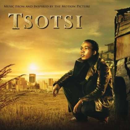 Bestselling Music (2006) - Tsotsi by Original Soundtrack