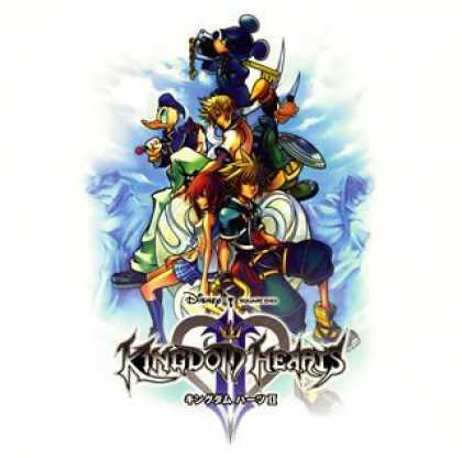Bestselling Music (2006) - Kingdom Hearts, Vol. 2 by Original Soundtrack