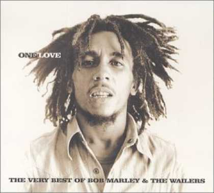 Bestselling Music (2006) - One Love: The Very Best of Bob Marley & the Wailers by Bob Marley & The Wailers