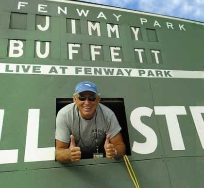 Bestselling Music (2006) - Live at Fenway Park (with bonus DVD) by Jimmy Buffett