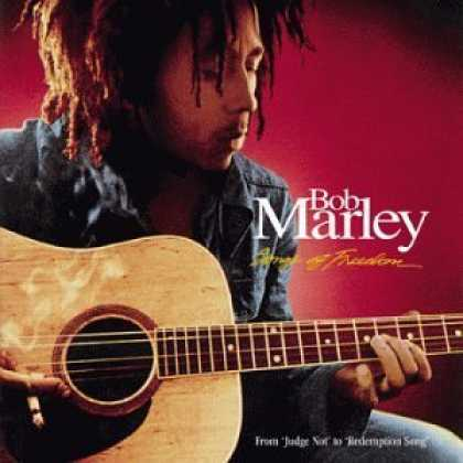 Bestselling Music (2006) - Songs of Freedom by Bob Marley & The Wailers
