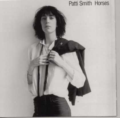 Bestselling Music (2006) - Horses by Patti Smith