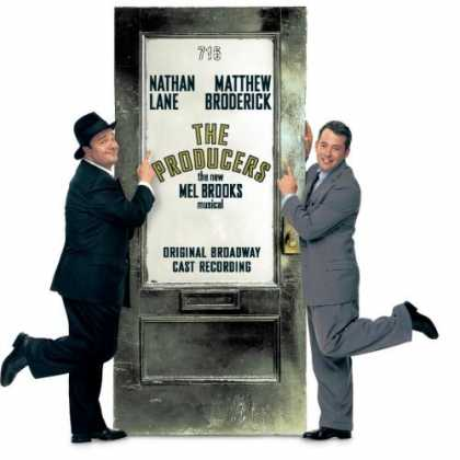 Bestselling Music (2006) - The Producers (2001 Original Broadway Cast) by Mel Brooks