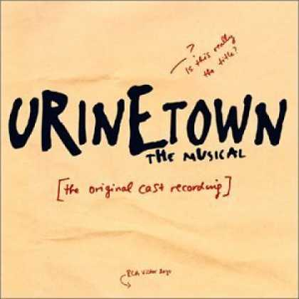 Bestselling Music (2006) - Urinetown (2001 Original Off-Broadway Cast) by John Cullum