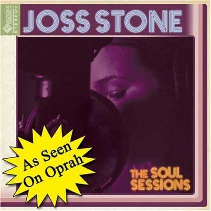 Bestselling Music (2006) - The Soul Sessions by Joss Stone