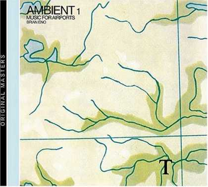Bestselling Music (2006) - Ambient 1: Music for Airports