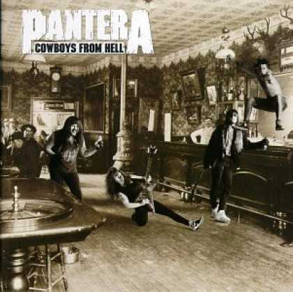 Bestselling Music (2006) - Cowboys From Hell by Pantera