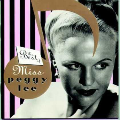 Bestselling Music (2006) - The Best of Miss Peggy Lee by Peggy Lee