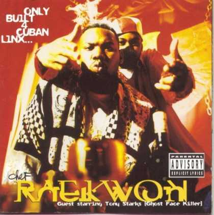 Bestselling Music (2006) - Only Built 4 Cuban Linx by Raekwon