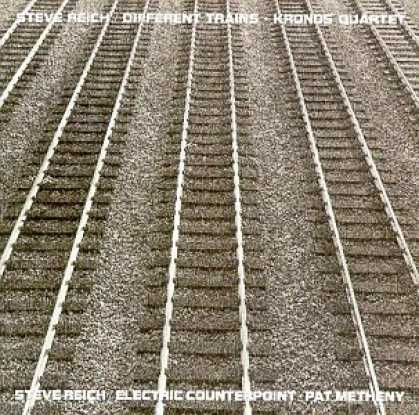 Bestselling Music (2006) - Reich: Different Trains, Electric Counterpoint / Kronos Quartet, Pat Metheny