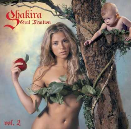 Bestselling Music (2006) - Oral Fixation vol. 2 by Shakira