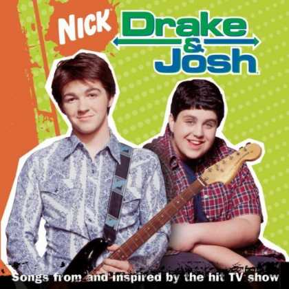 Bestselling Music (2006) - Drake & Josh: Songs from and Inspired by Hit TV Show by Original Soundtrack