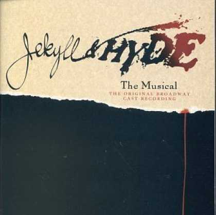 Bestselling Music (2006) - Jekyll & Hyde - The Musical (1997 Original Broadway Cast) by Frank Wildhorn