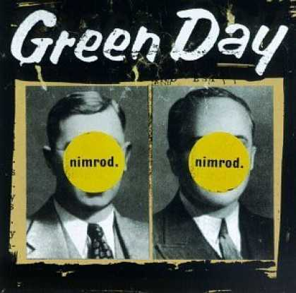 Bestselling Music (2006) - Nimrod by Green Day