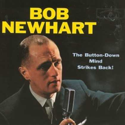 Bestselling Music (2006) - The Button-Down Mind Strikes Back by Bob Newhart