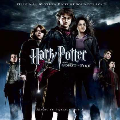 Bestselling Music (2006) - Harry Potter & the Goblet of Fire