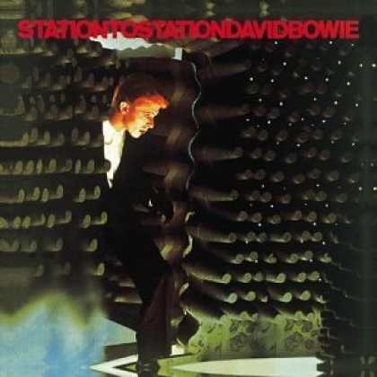 Bestselling Music (2006) - Station to Station by David Bowie