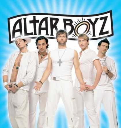 Bestselling Music (2006) - Altar Boyz (2005 Original Off-Broadway Cast) by Gary Adler