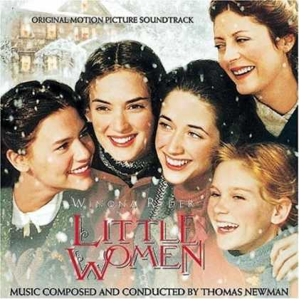 Bestselling Music (2006) - Little Women: Original Motion Picture Soundtrack by Thomas Newman