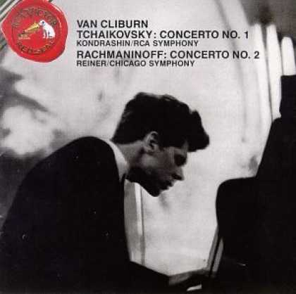 Bestselling Music (2006) - Tchaikovsky: Concerto No. 1/Rachmaninoff: Concerto No. 2