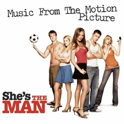 Bestselling Music (2006) - She's the Man by Original Soundtrack