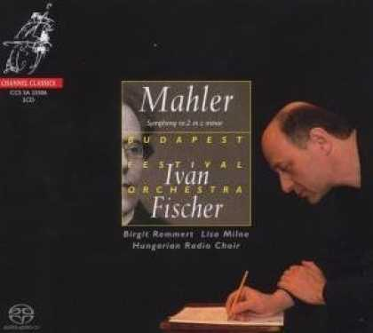 Bestselling Music (2006) - Symphony No 2 (Hybr) by Mahler