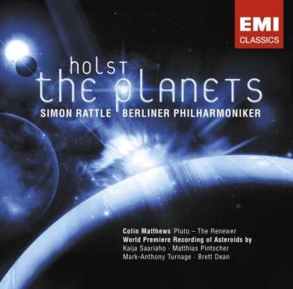 Bestselling Music (2006) - Holst: The Planets - Sir Simon Rattle, Berlin Philharmonic (Enhanced by Holst
