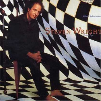 Bestselling Music (2006) - I Have a Pony by Steven Wright
