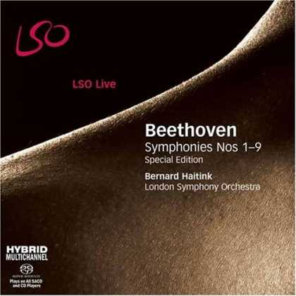 Bestselling Music (2006) - Beethoven: Symphonies Nos. 1-9 [Special Edition] [Hybrid SACD]