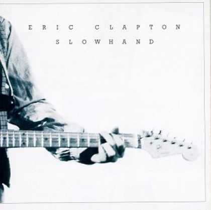 Bestselling Music (2006) - Slowhand by Eric Clapton