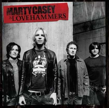 Bestselling Music (2006) - Marty Casey & Lovehammers by Marty Casey & Lovehammers