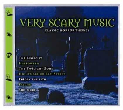 Bestselling Music (2006) - Very Scary Music: Classic Horror Themes by Various Artists