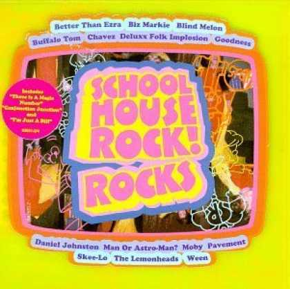 Bestselling Music (2006) - Schoolhouse Rock! Rocks by Various Artists