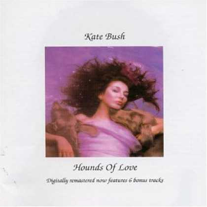Bestselling Music (2006) - Hounds of Love by Kate Bush