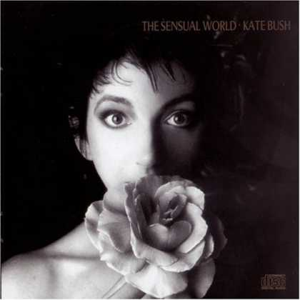 Bestselling Music (2006) - The Sensual World by Kate Bush