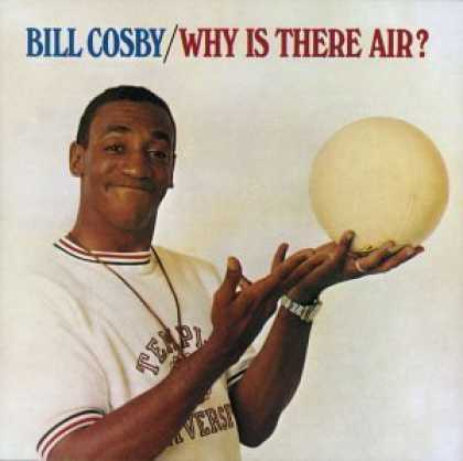 Bestselling Music (2006) - Why Is There Air? by Bill Cosby