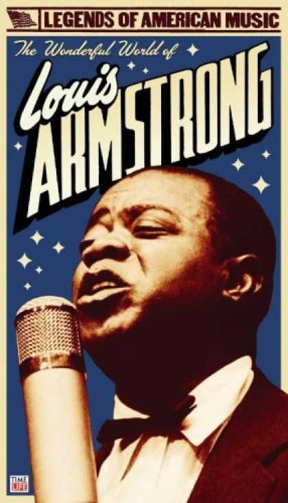 Bestselling Music (2006) - Wonderful World of Louis Armstrong (CD/DVD) by Louis Armstrong