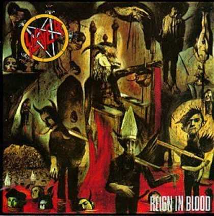 Bestselling Music (2006) - Reign in Blood by Slayer