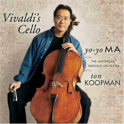 Bestselling Music (2006) - Vivaldi's Cello