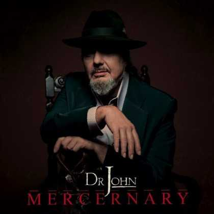 Bestselling Music (2006) - Mercernary by Dr. John