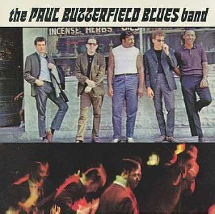 Bestselling Music (2006) - Paul Butterfield Blues Band by The Paul Butterfield Blues Band