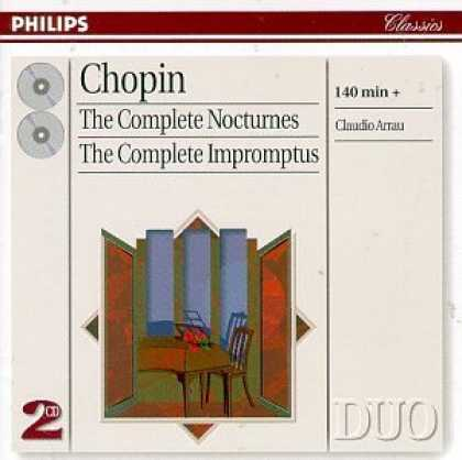 Bestselling Music (2006) - Chopin: The Complete Nocturnes And Impromptus
